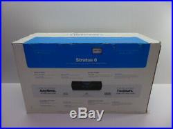 3-IN-1 BOOMBOX BUNDLE Sirius Stratus SV6-BX2C Satellite Radio Receiver (T107)