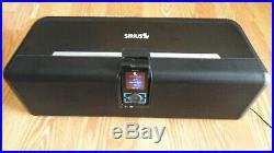 ACTIVATED SIRIUS Receiver SL2 SPEAKER BOOMBOX SLBB2