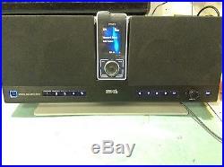 ACTIVATED SIRIUS STILETTO 10 sl10 receiver with BOOMBOX slex2 SOUND SYSTEM SL EX2