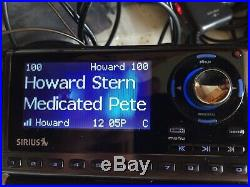 ACTIVATED SPORTSTER 5 Radio receiver only SP5 REPLACEMENT FITS SUPV1 SIRIUS XM