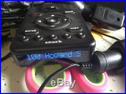 Sirius One SV1 Satellite Radio with Car Kit Sirius Satellite Radio
