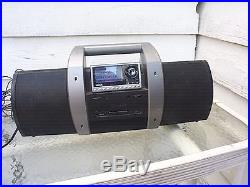 ACTIVATED Sirius XM Satellite Radio BoomBox SUBX1 SP4 Receiver Active lifetime
