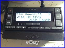 ACTIVATED Stratus 6 SV6 REPLACEMENT RECEIVER + car kit Sirius xm post FCC trans