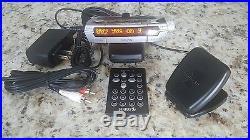 ACTIVATED Xact XTR3 SIRIUS XM Radio + Home Kit + Remote
