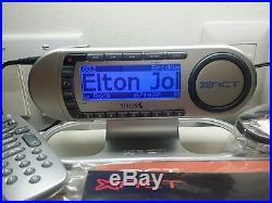 (ACTIVE) SIRIUS XM SATELLITE RADIO XACT XTR8CK PAUSE & REWIND
