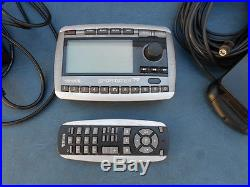 ACTIVE Sirius Sportster SP-R2 Satellite Radio BOOMBOX SP-B1a XM LIFETIME Bundle