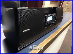 ACTIVE Sirius Starmate 5 Radio (ST5) + Boombox (SUBX2)! Lifetime