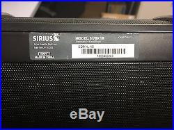 ACTIVE Sirius Stratus SV3R Radio Receiver + Boombox (SUBX1R)! Lifetime