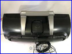 ACTIVE Sirius XM Satellite Radio Stratus SDSV6 + Boombox SUBX1 LIFETIME HOWARD