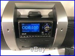 ACTIVE Sirius XM Satellite SP5TK1C + Boombox SUBX1 + Car LIFETIME HOWARD