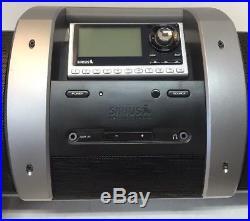 ACTIVE Sirius XM Sportster 4 SP4 Satellite Radio STERN Lifetime W SUBX1 Boombox