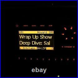 AUDIOVOX Satellite Radio Sirius XM Boombox Possible Life Time Subscription