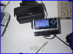 Activated SIRIUS XM SP4 SATELLITE RADIO SP4 Potential Lifetime Subscription