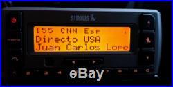 Activated SIRIUS stratus SV3R satellite radio Car Kit Active Subscription