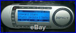 Activated Satellite Radio Receiver all access. Lifetime SIRIUS Xact XTR8 Replay