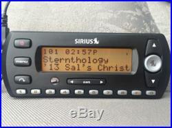 Activated Sirius SV2 Satellite Radio Receiver, Car Kit LIFETIME SUBSCRIPTION