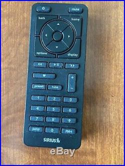 Activated Sirius Satellite Radio Stiletto SL100 with Accessories Lifetime