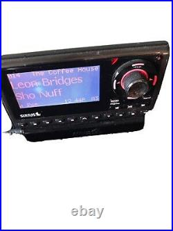 Activated Sirius Sportster 5 SP5 withcarkit Lifetime Howard Stern
