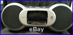 Activated Sirius Sportster Replay SP-R2R, SP-B1a boom box and SP-C1R cradle