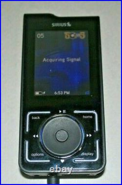 Activated Sirius Stiletto 2 SL2 XM REPLACEMENT Radio Only