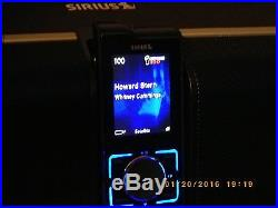 Activated Sirius Stiletto Boombox Speaker SLBB2 + Sirius Stiletto SL2 Receiver