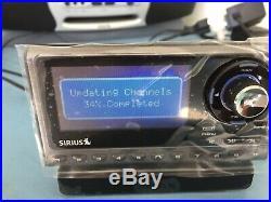 Activated Sirius XM Sp5 Satellite Radio Sportster 5 Radio & Vehicle Kit Sp5tk1