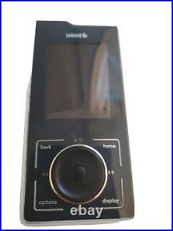 Active Lifetime Subscription Sirius SL100 Portable Satellite Radio Bundle