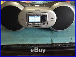 Active SIRIUS Receiver Sportster SP-R2 with sp-b1 Boombox SP-B1Ra antenna AC 87.7