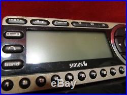 Active SIRIUS ST4 Starmate Satellite Radio Possible Lifetime Sub Tested
