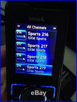 Active SIRIUS STILETTO SLBB2 BOOMBOX+antenna + Lifetime Weekend Sale