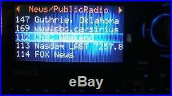 Active SIRIUS XM SP5 Sportster 5 Satellite Radio Lifetime Sub + Car Kit