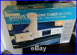 Active SIRIUS XM SR-H550 Home Satellite Tuner
