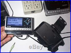 Active SIRIUS XM Sportster SP4 SATELLITE RADIO Lifetime Subscription Guarantee