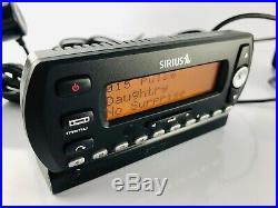 Active Sirius SV4 Radio Receiver Home Kit Guaranteed Lifetime Subscription