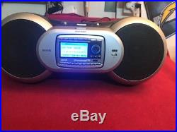 Active Sirius Sportster Receiver SP-R2 with Boombox SP-B1
