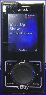 Active Sirius Stiletto 2 Satellite Radio/MP3 Player Receiver ONLY Activated