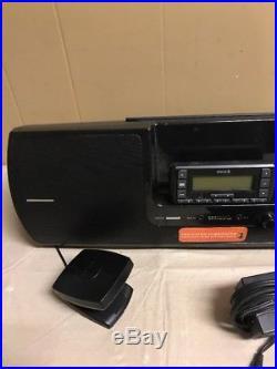 Active Sirius Stratus 6 Satellite Radio Receiver With Boombox SUBX2