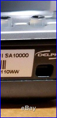 Active Sirius XM Delphi SKYFi Satellite Radio Receiver With Boombox