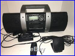 Active Sirius XM Satellite Radio with SUBX1 Boombox Active Lifetime Subscription