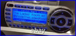 Active Sirius XM Starmate 2 ST2 Satellite Radio Receiver LIFETIME Subscription