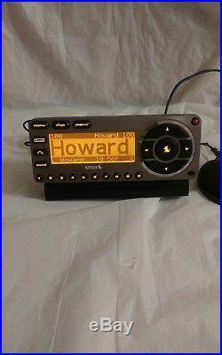 Active Sirius XM Stratus 3 ST3 Radio Receiver withHOWARD 100/101