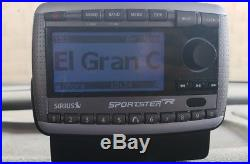 Active Subscription Sirius Sportster SP-R2 With HOWARD STERN100 101 LIFETIME MEYVE