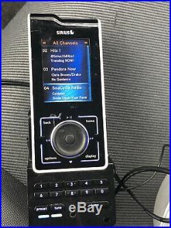 Active Subscription Sirius XM SL100 Satellite Radio Maybe Lifetime All Access