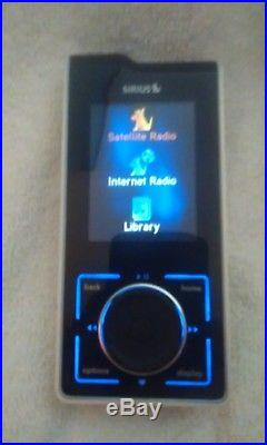 Active subscription Sirius Stiletto Satellite Radio SL100 Could be Lifetime