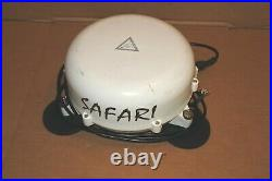 Addvalue Safari Satellite Phone Tracking Antenna Land Vehicular BGAN Terminal