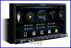 Alpine INE-W987HD, 7 Mech-less Navigation Receiver with CarPlay & Android Auto