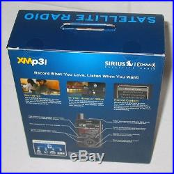 Audiovox XPMP3H1 Satellite Radio Receiver New