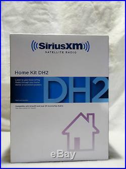 BRAND NEW SIRIUS XM SATELLITE RADIO HOME KIT DH2 FREE SHIPPING