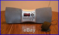 Delphi SA10000 XM SKYFi Satellite Radio WithBoom Box SA10001 Activated