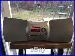 Delphi SA10000 XM SiriusXM Satellite Radio with BoomBox LIFETIME SUBSCRIPTION